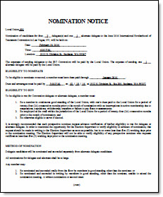 Download a pdf version of this notice