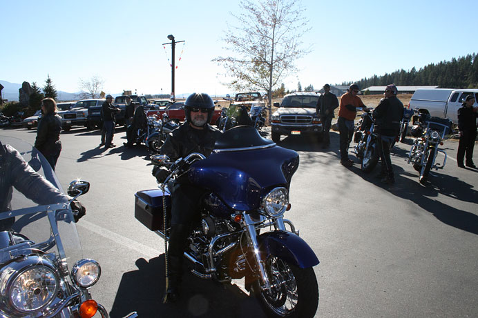 Scenes from the 2012 Poker Run