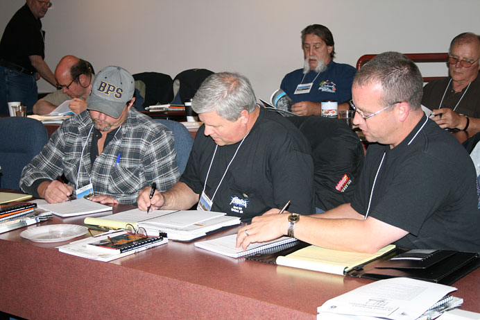 Scenes from the 2012 Stewards Seminar
