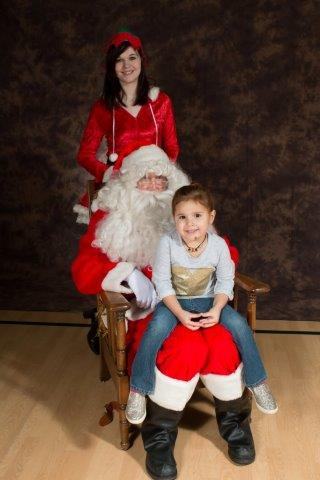 2014 Christmas Party Santa Photos, part 2