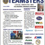 June 2016 Local 690 Newsletter