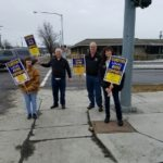 Teamsters Local 690 Stands in Solidarity with Sergeant