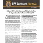 UPS Contract Update Notice